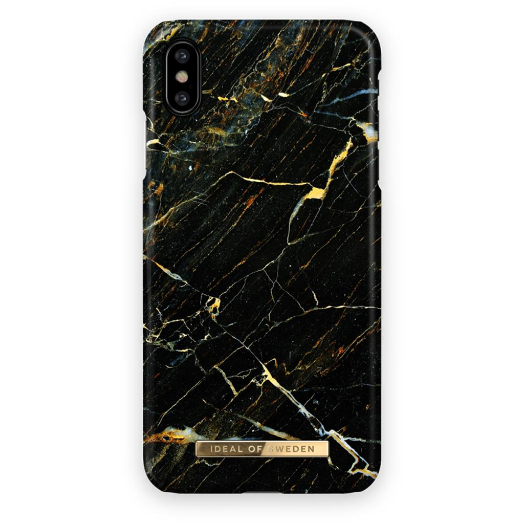 iDeal Of Sweden IDFCA16-I1865-49 iPhone XS Max Case - Port Laurent Marble