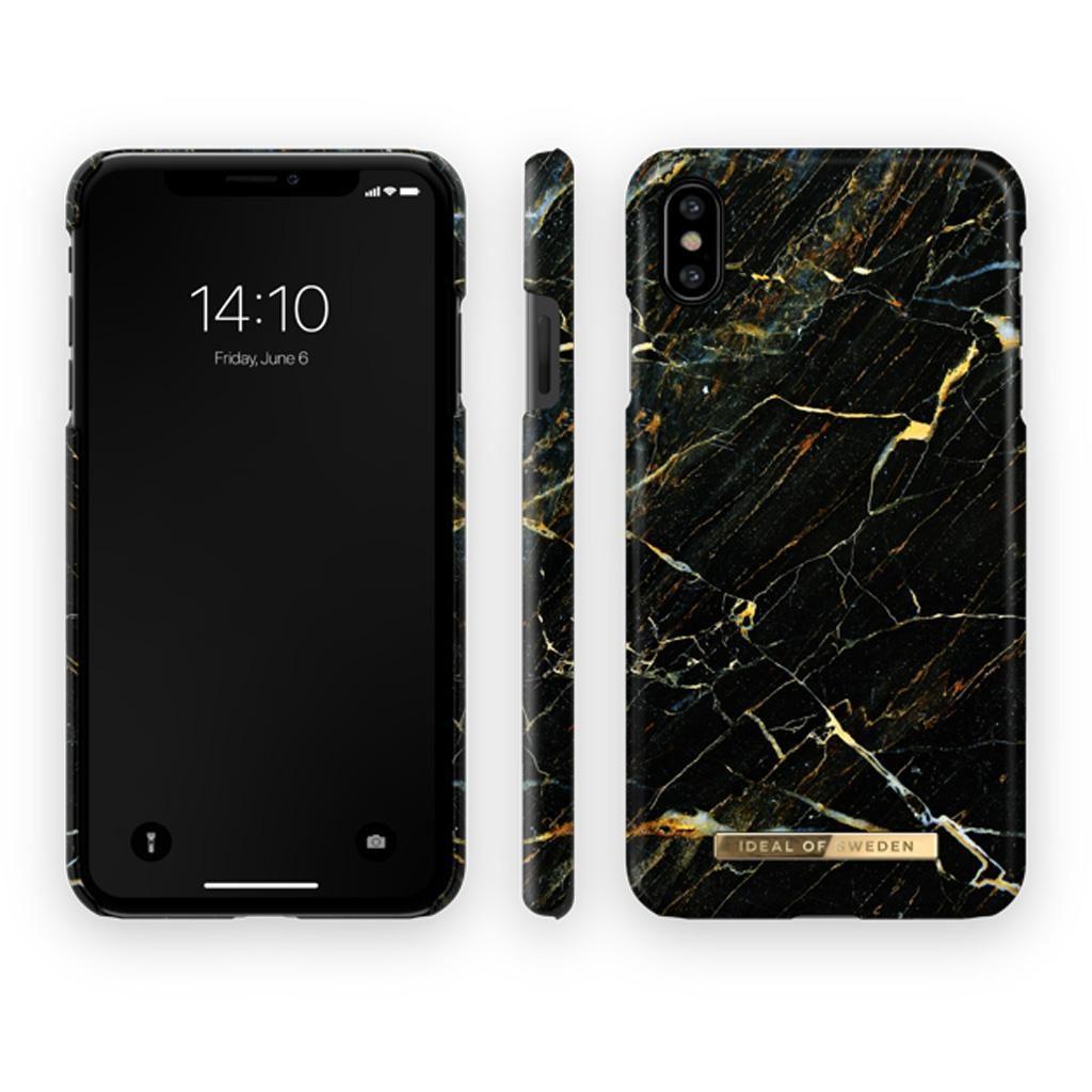 iDeal Of Sweden IDFCA16-I1865-49 iPhone XS Max Case - Port Laurent Marble