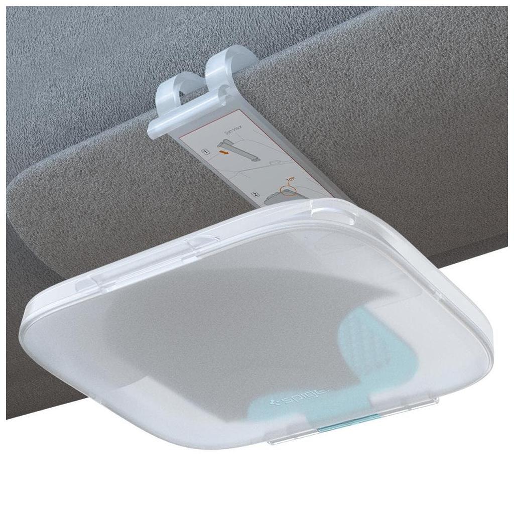 Spigen® Silver Armor AHP02034 Mask Case for Car- White