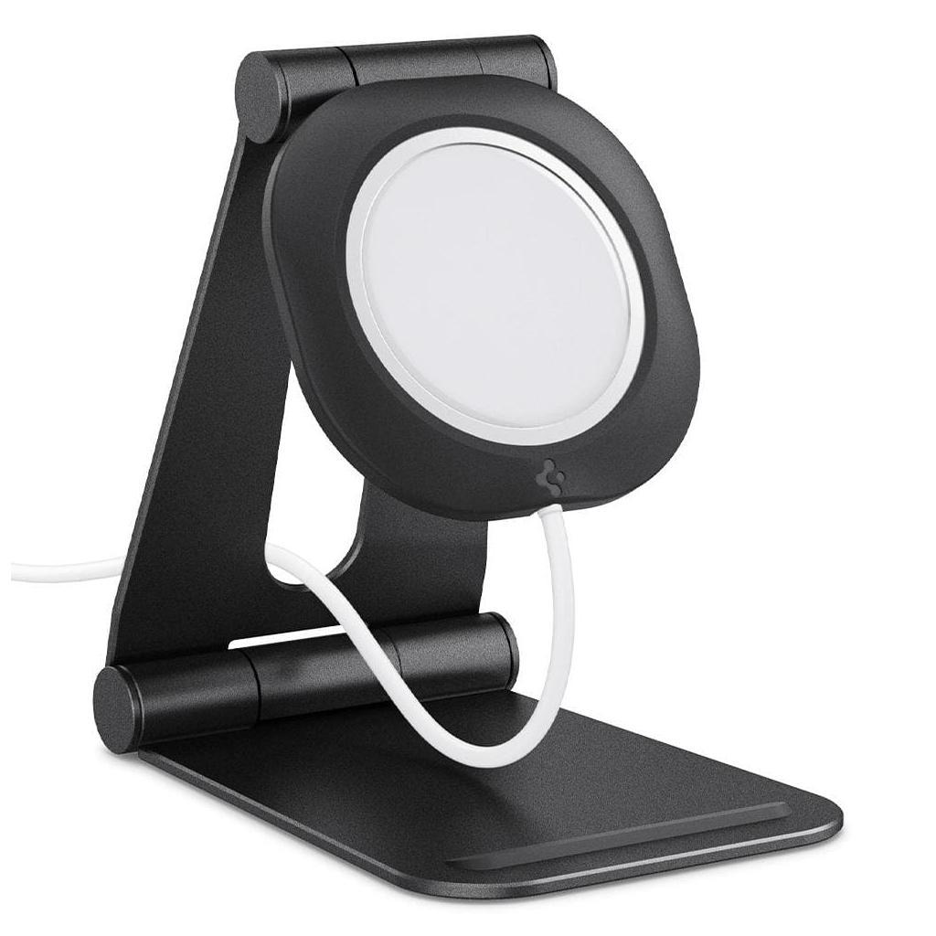 Spigen® Magfit S AMP02672 Charger Stand - Black