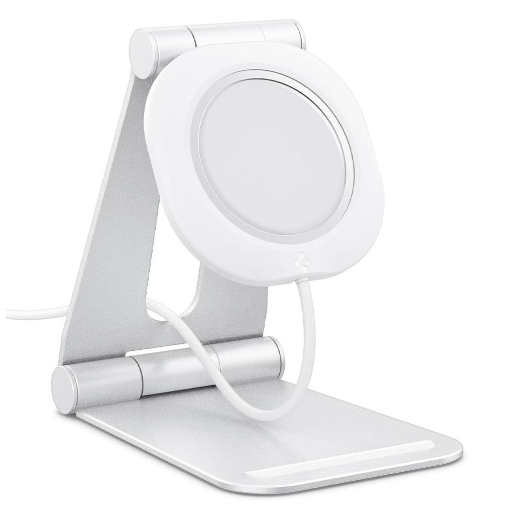 Spigen® Magfit S AMP02673 Charger Stand - White