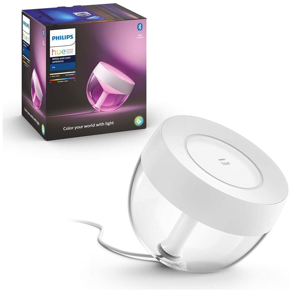 Philips Hue Iris 2.0 929002376101 Bluetooth Smart Light – White and Color Ambiance