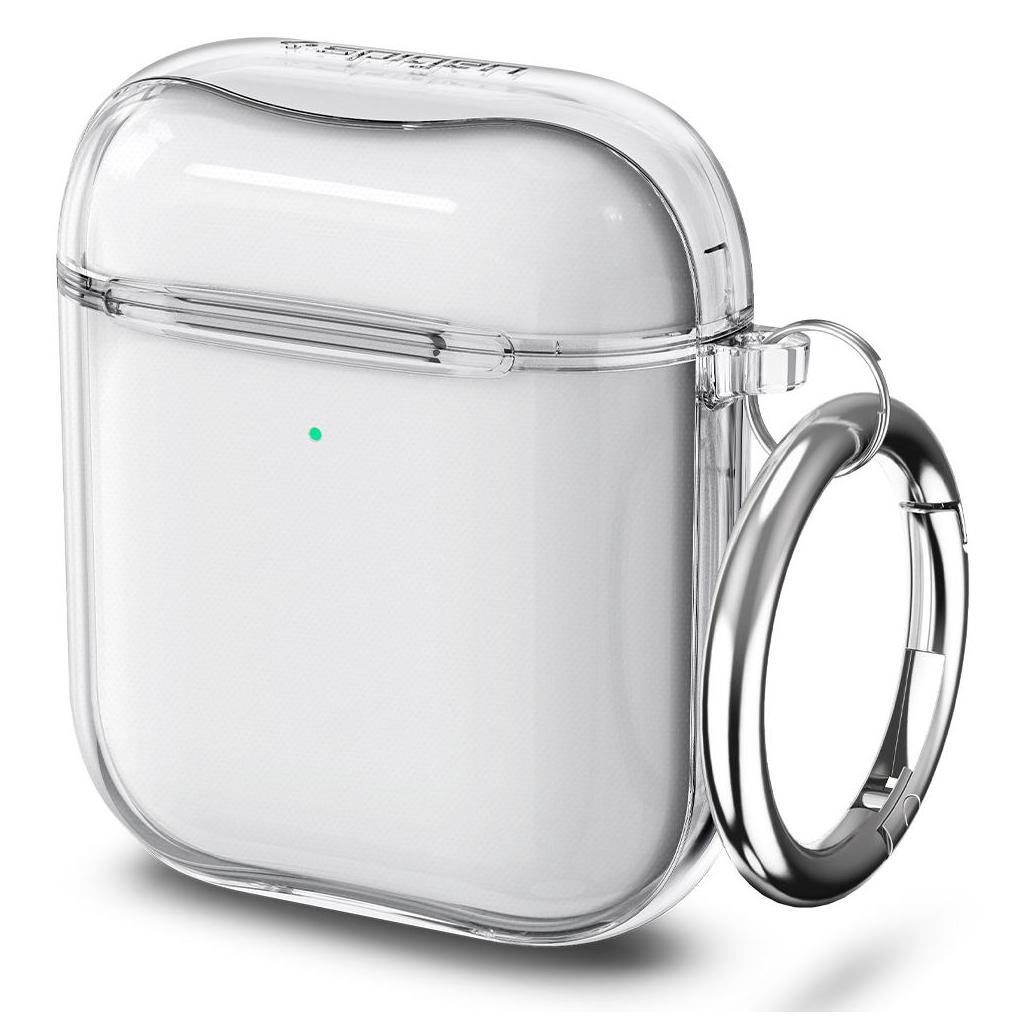 Spigen® Ultra Hybrid™ ASD01301 Apple AirPods Case - Jet White