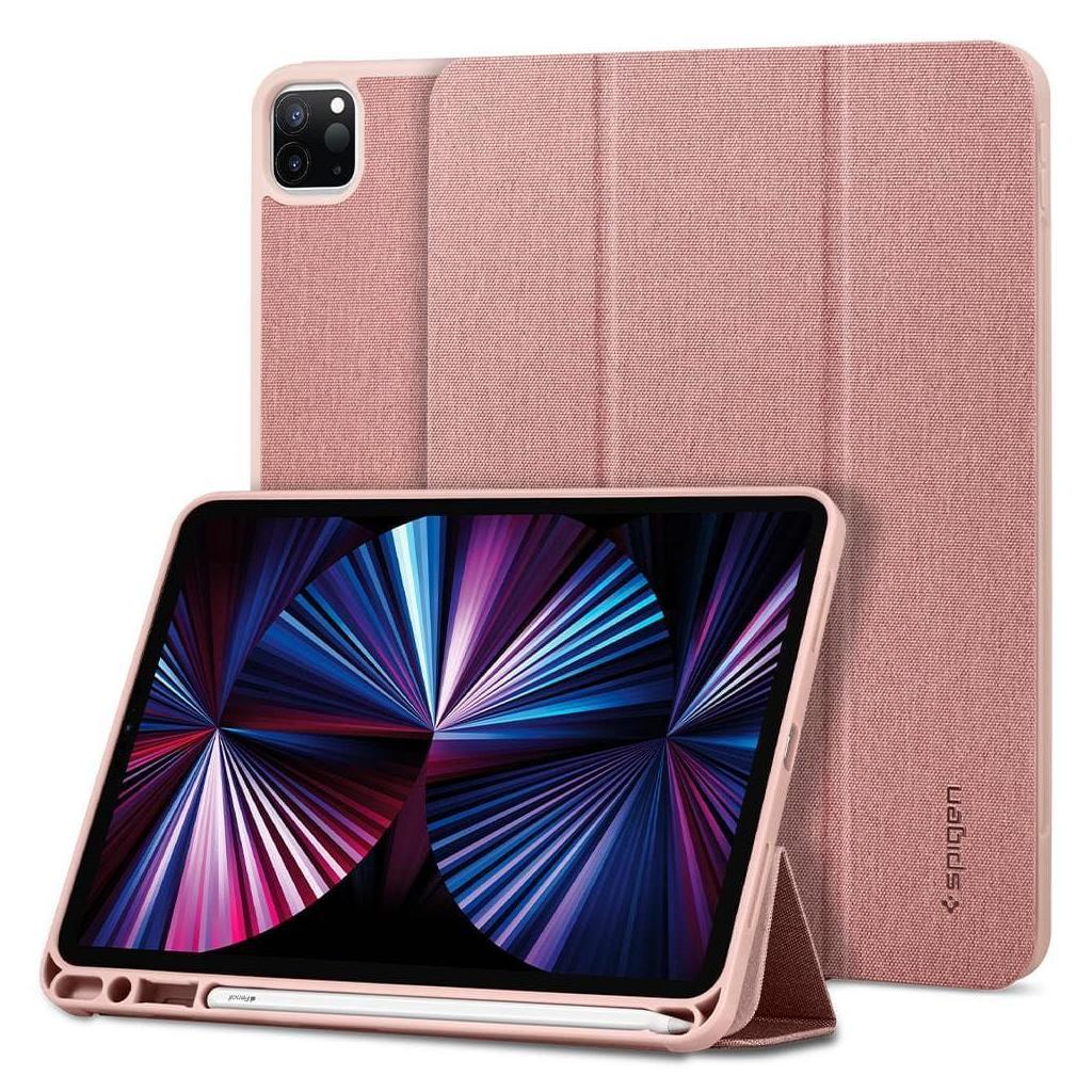 Spigen® Urban Fit™ ACS01055 iPad Pro 11-inch (2021 / 2020 / 2018) Case - Rose Gold