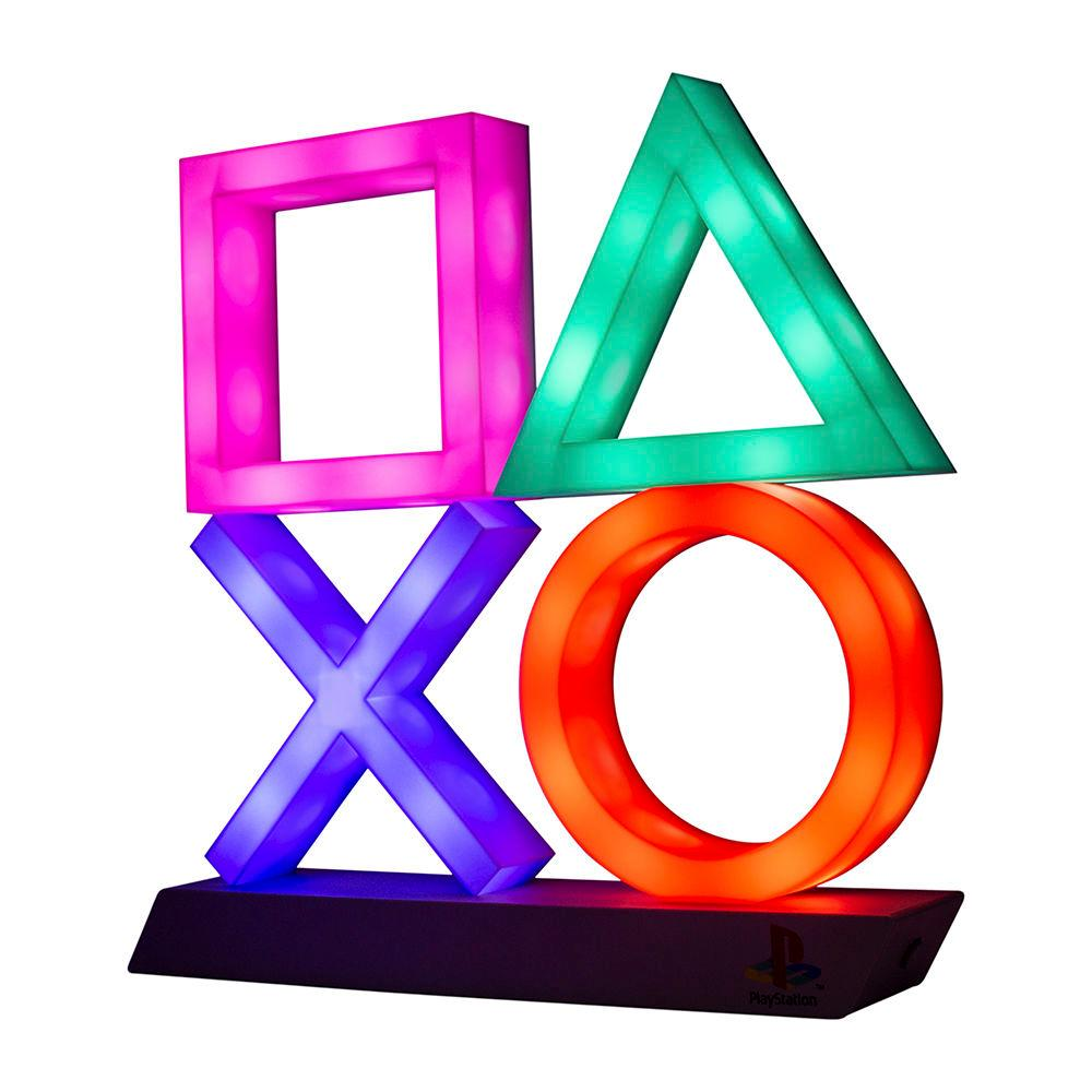 Paladone® Playstation® Official Licensed Icons PP5852PS Light XL