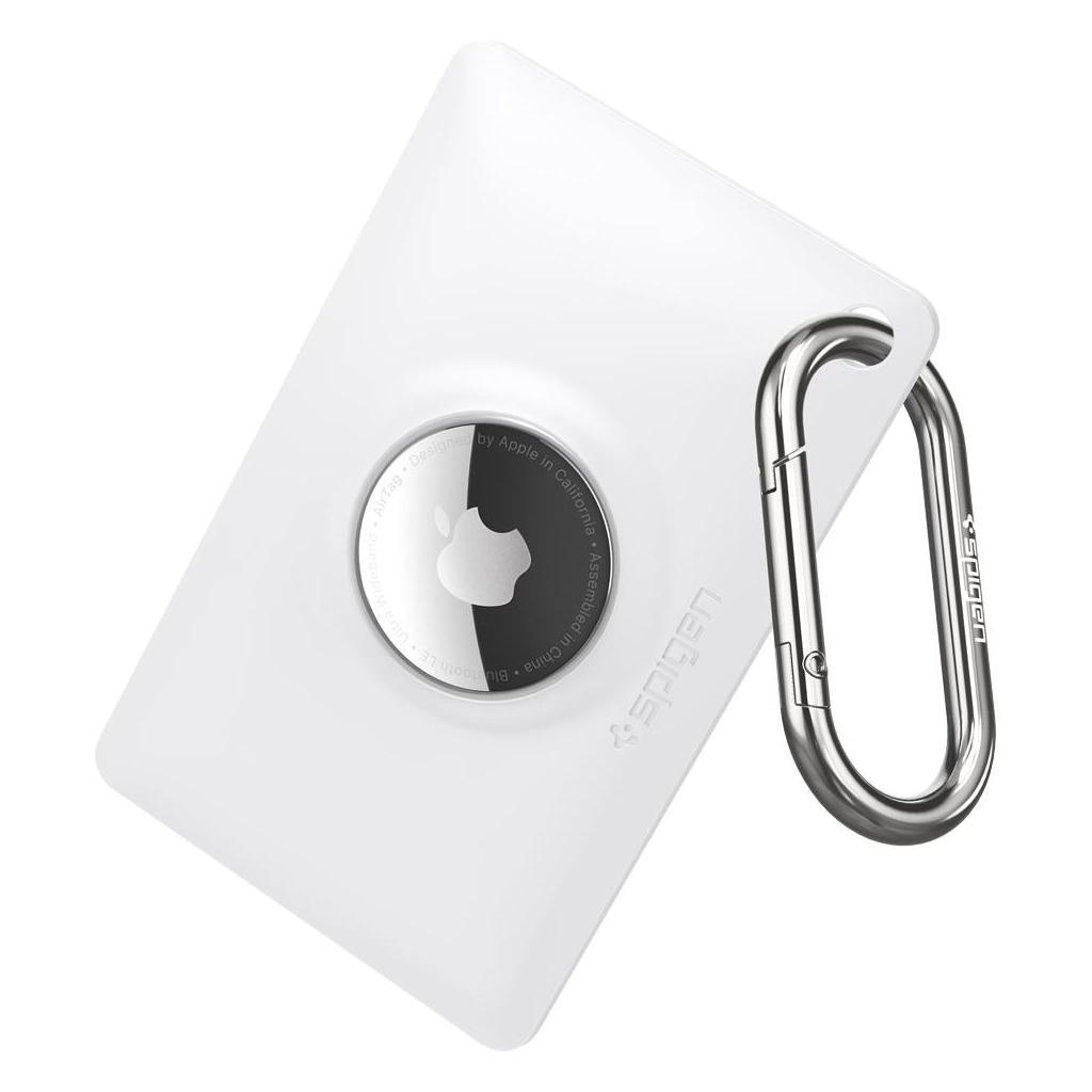 Spigen® AirFit™ AMP01835 AirTag Case - White