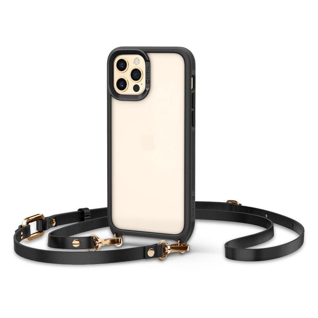 Spigen® Cyrill Classic Charm Collection ACS02302 iPhone 12 / 12 Pro Case - Black