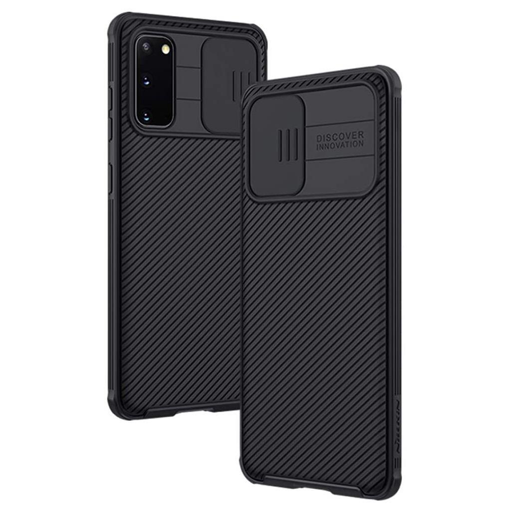 Nillkin® CamShield Pro 6902048197022 Samsung Galaxy S20 Case – Black