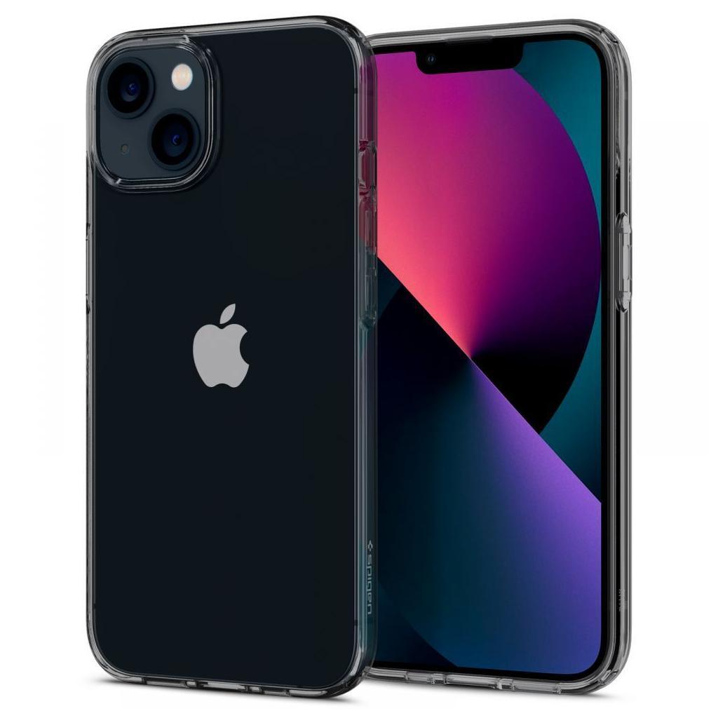 Spigen® Crystal Flex ACS03558 iPhone 13 Case - Space Crystal